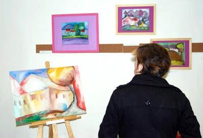 Labinska umjetnica Narcisa Adalgisa Škopac izlaže u Francuskoj