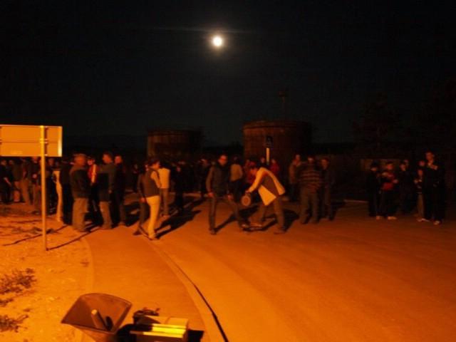 Novi prosvjedi ispred Rockwoola: Tko nas želi ubiti?