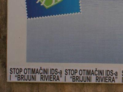 Predizborne igre: Istarski 'pokret otpora': Stop otimačini IDS-a i Brijuni riviera