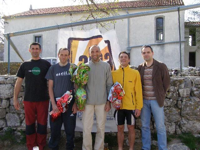 4. Labinjonski Uskršnji trekking - Pobijedio Mauricio Krizmanić iz Pazina, a jedini labinski predstavnik Alen Paliska odustao