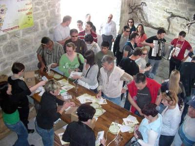 7. Smotra vina središnje Istre - Ljubitelji dobre kapljice okupirali Gračišće