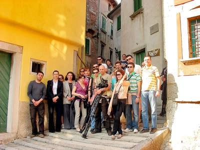 Srpski novinari snimali Rabac i Labin
