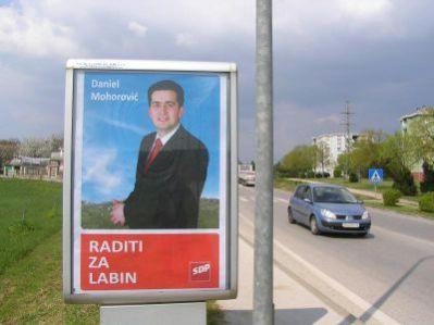 LABINSKE ISKRICE: Izbori2009 - Počelo je, počelo...