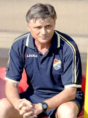 Boris Tičić trener NK Rudara