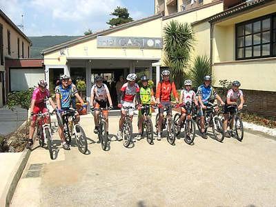 Prvi kamp za mlade brdske bicikliste