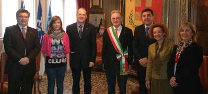 Posjeta gradonačelnika Demetlike i predstavnika Srednje škole Mate Blažine Općini Schio (Vicenza)
