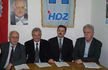 Izbori2009:  HDZ za učinkovitu upravu i stručnost ispred podobnosti (Audio)