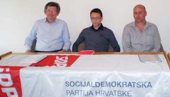 SDP u Kršanu poseban akcent stavlja na mlade