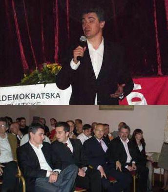 Održana tribina SDP-a u Labinu (AUDIO)