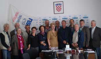 Josip Škopac nositelj liste HSU-a za Grad Labin