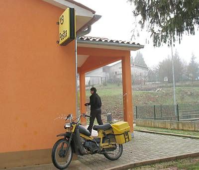 Pošta u Kršanu ponovno će raditi puno radno vrijeme