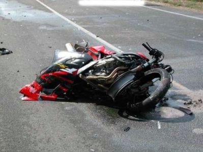 Prometnica Trget- Raša: motociklist (29) u životnoj opasnosti, drugi lakše ozljeđen i alkoholiziran  pobjegao s mjesta nesreće
