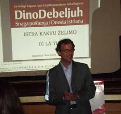 """Dino Debeljuh: """"Kao budući župan zalagati ću se za otvoreno knjigovodstvo!"""""""