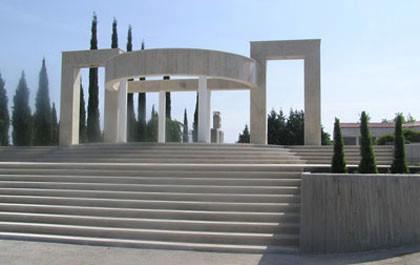 Dovršeno uređenje Ulaznog portala na gradskom groblju