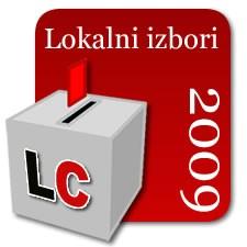Lokalni izbori 2009 - vijesti, obavijesti i prvi rezultati na LC-u