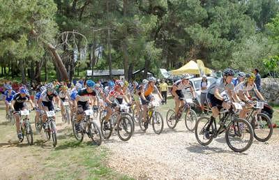 Andrea Kiršić treća na brdsko biciklističkoj utrci za 12 »Alpe-Adria Cup«