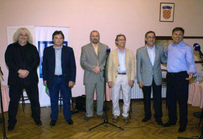 Ususret velikom finalu lokalnih izbora 2009: u nedjelju sraz Plinija Cuccurina i Ivana Jakovčića