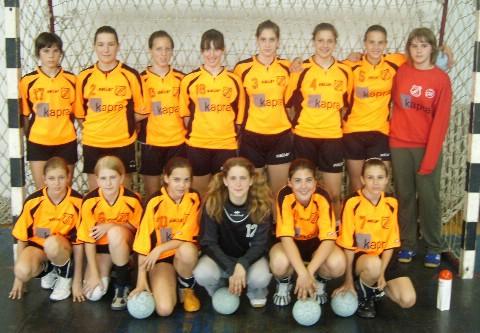 Labin bio domaćin prvenstvu Hrvatske u rukometu za djevojčice - Labudice pete