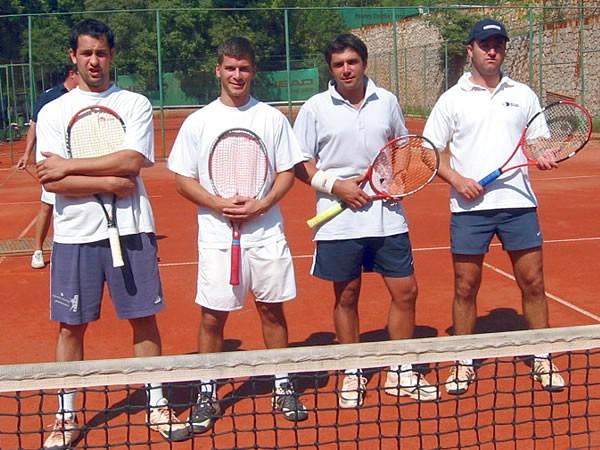 Tenis: Rapčani spremni za »Rukavac«