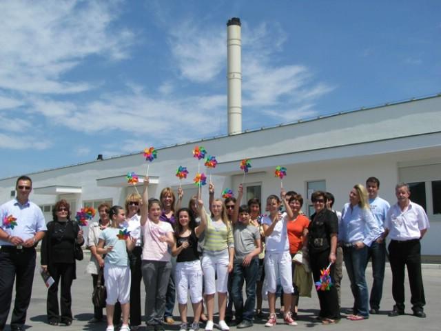 Rockwool posjetili učenici i nastavnici OŠ Vladimir Nazor