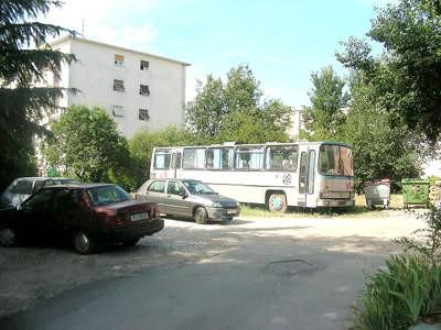 Autobus bez voznog reda