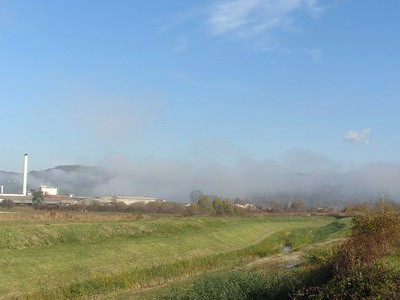 Rockwool samoinicijativno ne radi, ali i dalje dim po Pićanskoj dolini (galerija fotografija)