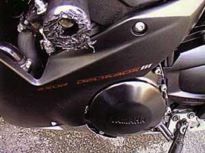 Teško ozlijeđen motociklist sa Vineža pri izlijetanju kod Prodola