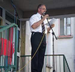 Promoviran 141 maturant Srednje škole Mate Blažine (Audio)