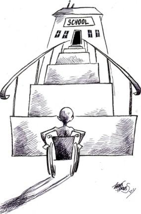 Barijere onemogućuju kretanje