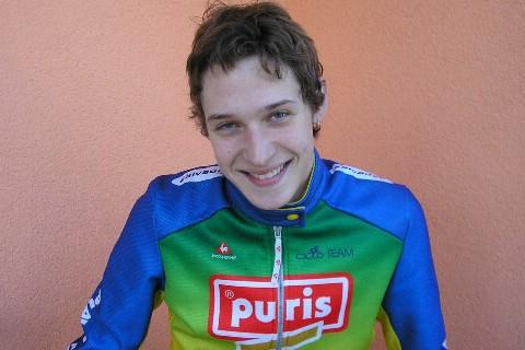 Mauro Hrastnik izborio plasman za Europsko prvenstvo u cestovnom biciklizmu u Belgiji