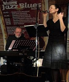 LABIN JAZZ REPUBLIKA @ 21:00 - JASNA BILUŠIĆ & NEW DEAL - kod Špine