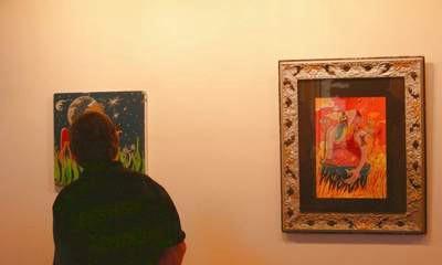 Slike Davora Gopca u Gradskoj galeriji