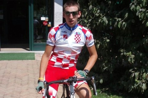 Mediteranske igre - Pescara 2009. - cestovni biciklizam - Luka Grubić kao sedamnaesti najbolji Hrvat