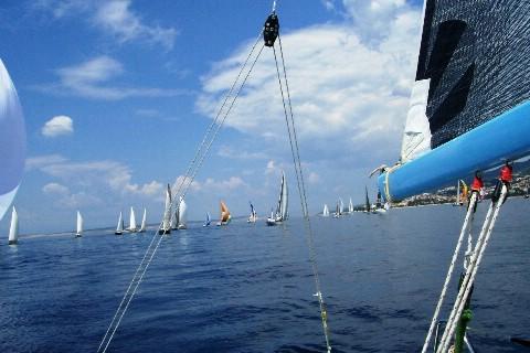 Jedriličarska regata - Selce open 2009 , Rapčani na Albi II šesti u svojoj kategoriji