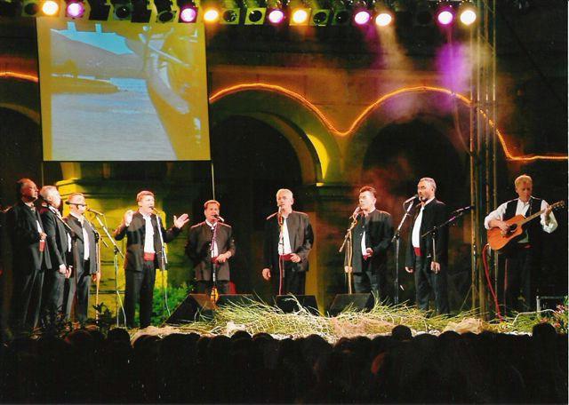 """3. Susret Klapa Labin 2009 - predstavljanje klape """"Intrade"""" - NAGRADNA IGRA 3X1 ulaznica"""