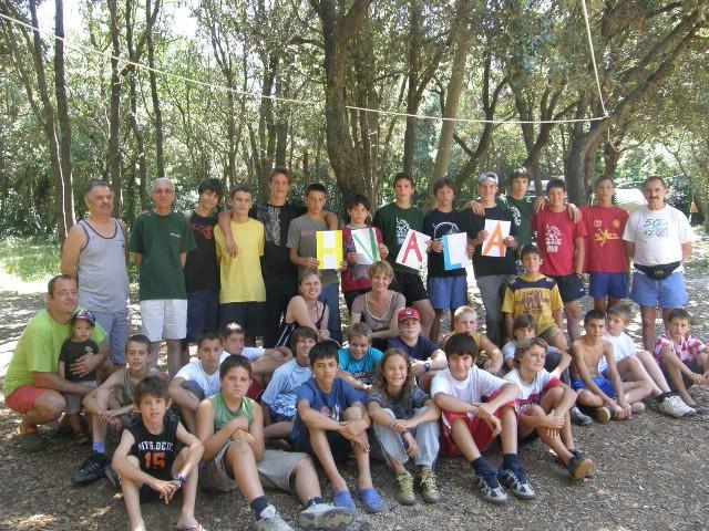 Rukometni kamp Mladog rudara - Tunarica 2009. (Galerija fotografija)