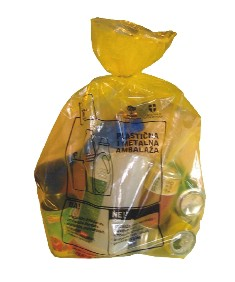 Obavijest: Vilete - u utorak odvoz žutih vrećica