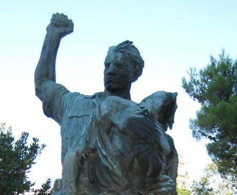 Slovenac obnovio spomenik palim borcima u Ripendi