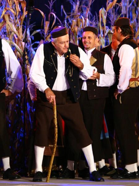 KUD Zlatela na 43. međunarodnoj smotri folklora u Zagrebu