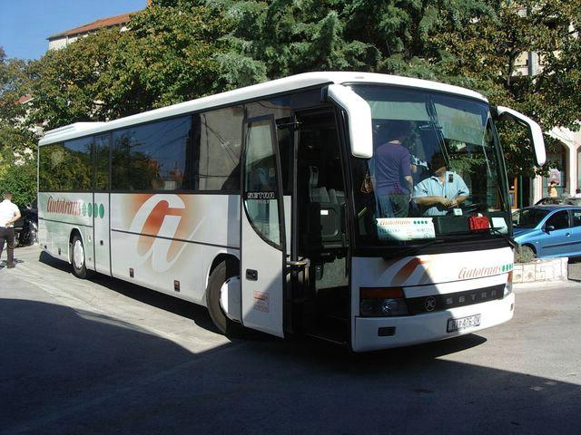 Besplatan prijevoz za učenike Općine Raša