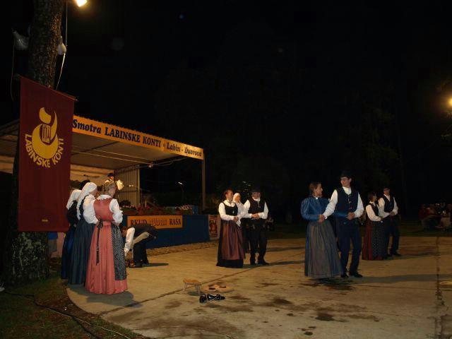 Tradicionalno - Labinski konti na Dubrovi