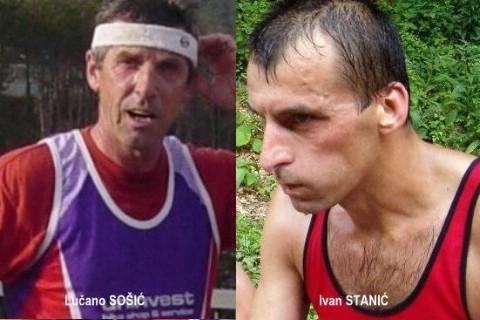 Kostrenski triatlon 2009. - Brdska utrka Kanfanar : Lučano Sošić drugi u Kostreni, Ivan Stanić  u Kanfanaru