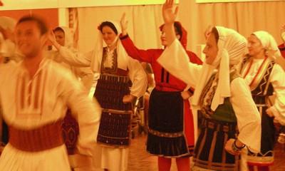 Rabac: Zbog kiše Makedonci nastupili u blagovaonici