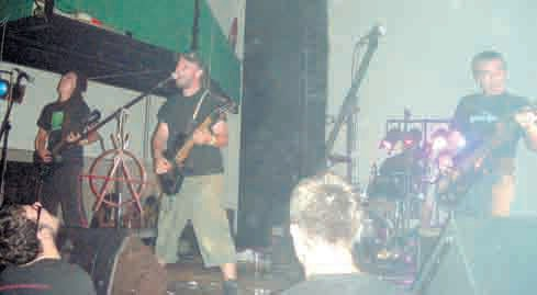 Završeno osmo izdanje punk festivala ''Everything is Disco..but punk is more fun'' : dva dana hardcorea