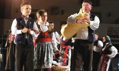 Labinjani na smotri narodne glazbe i plesa Istre u Novigradu