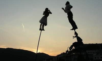 Festival vizualnog kazališta - Ljubav je u zraku
