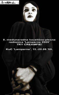 Labin: Počinje 8. međunarodna kazališno-plesna radionica Lamparna 2009