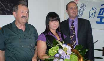 Novčana nagrada Lari Sošić