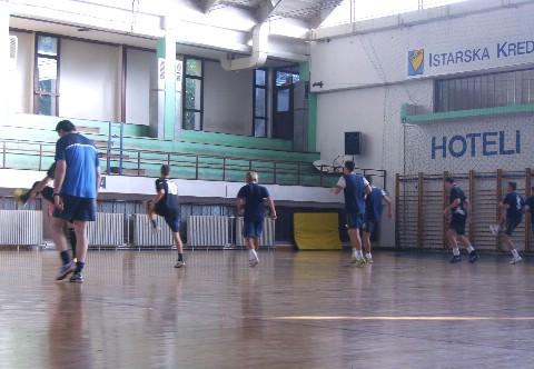 Početak priprema MNK Potpićan 98 za narednu sezonu: malonogometni prvak Hrvatske očekuje natjecanje u ligi europskih prvaka