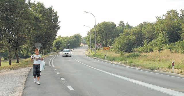 Motoristi luduju: Kroz Kršan 150 km/h